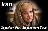 Iran: Opposition Poet  Stopped from Travel